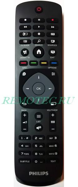 пульт для телевизора филипс инструкция по применению